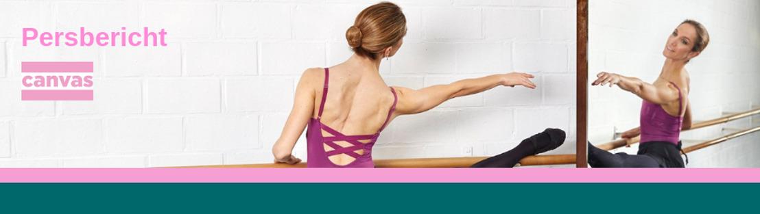 Nieuw op Canvas: Hanne danst - Van nieuwsanker tot prima ballerina