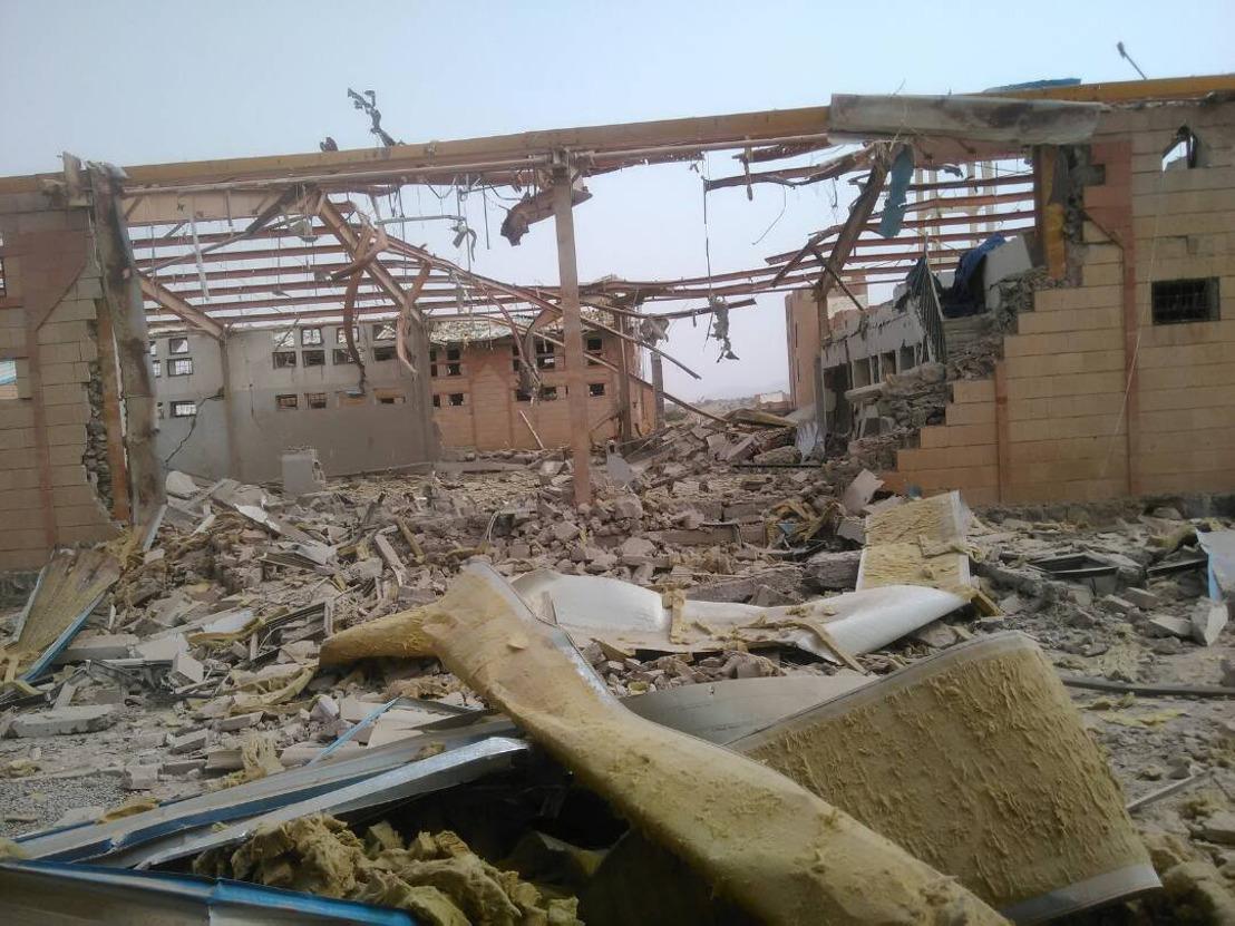 Yémen : MSF consternée par les conclusions de l'enquête sur le bombardement des installations médicales de Abs