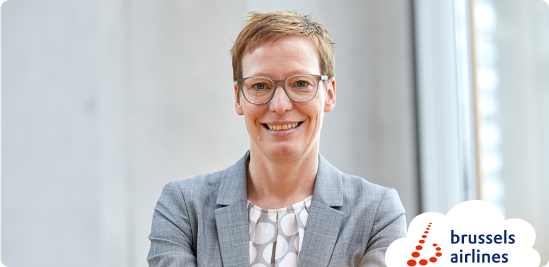 Nina Öwerdieck, new Chief Financial Officer of Brussels Airlines