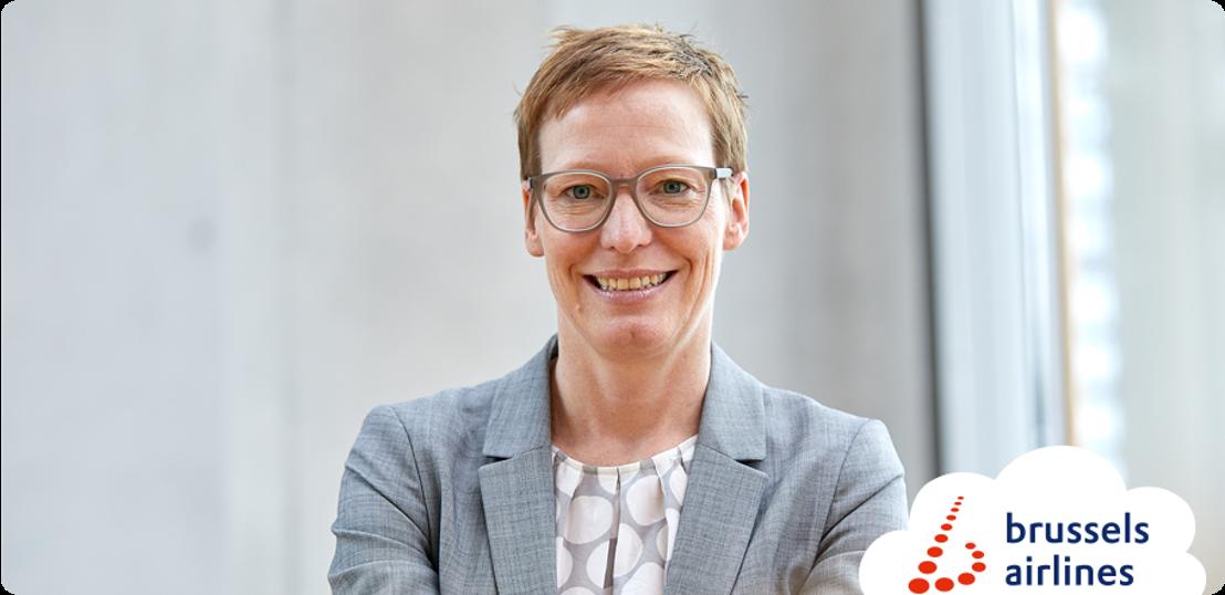 Nina Öwerdieck, new Chief Financial Officer of Brussels Airlines
