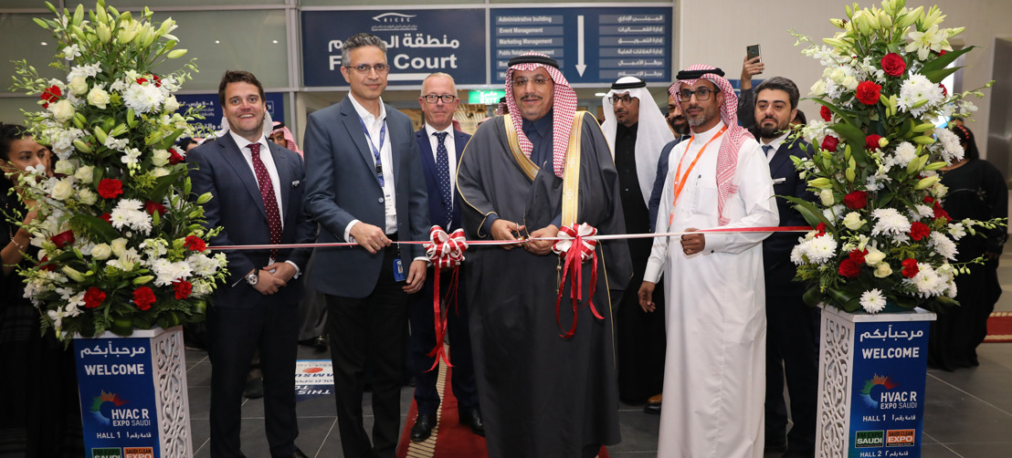 INDUSTRY DEDICATED EXPOS SET TO ATTRACT 12,000 VISITORS FOR THREE DAYS OF BUSINESS AND LEARNING IN RIYADH