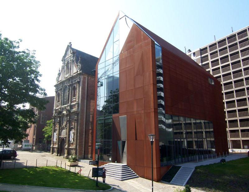 Le Centre d'Art des Brigittines