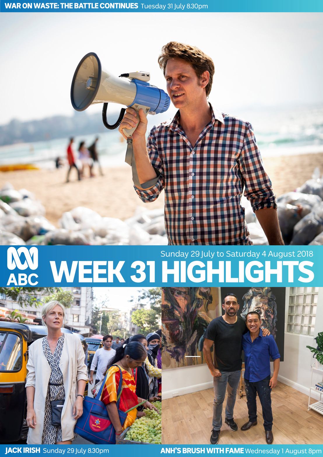 ABC TV Program Highlights - Week 31