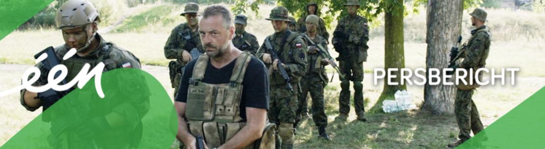 Tom Waes trekt ten strijde in Polen
