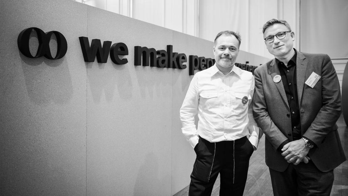 Wouter Boits & Ken Koeklenberg, Managing Partners The Oval Office