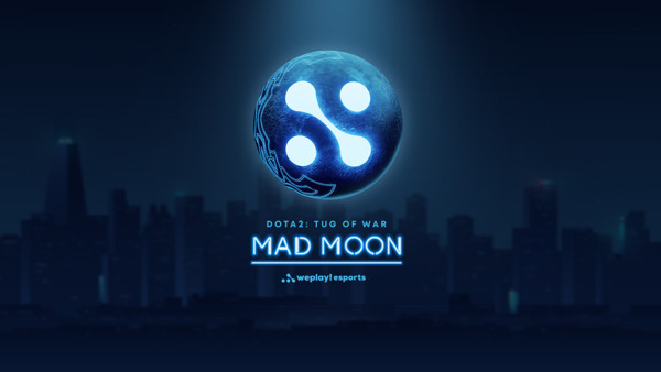 Preview: WePlay! to hold Tug of War: Mad Moon LAN event in its new esports arena in February 2020