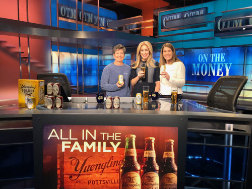 Yuengling Sisters Talk with CNBC on 190th Anniversary