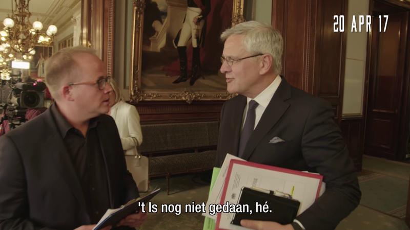 Vrede op aarde- met Sven de Leijer (c) VRT