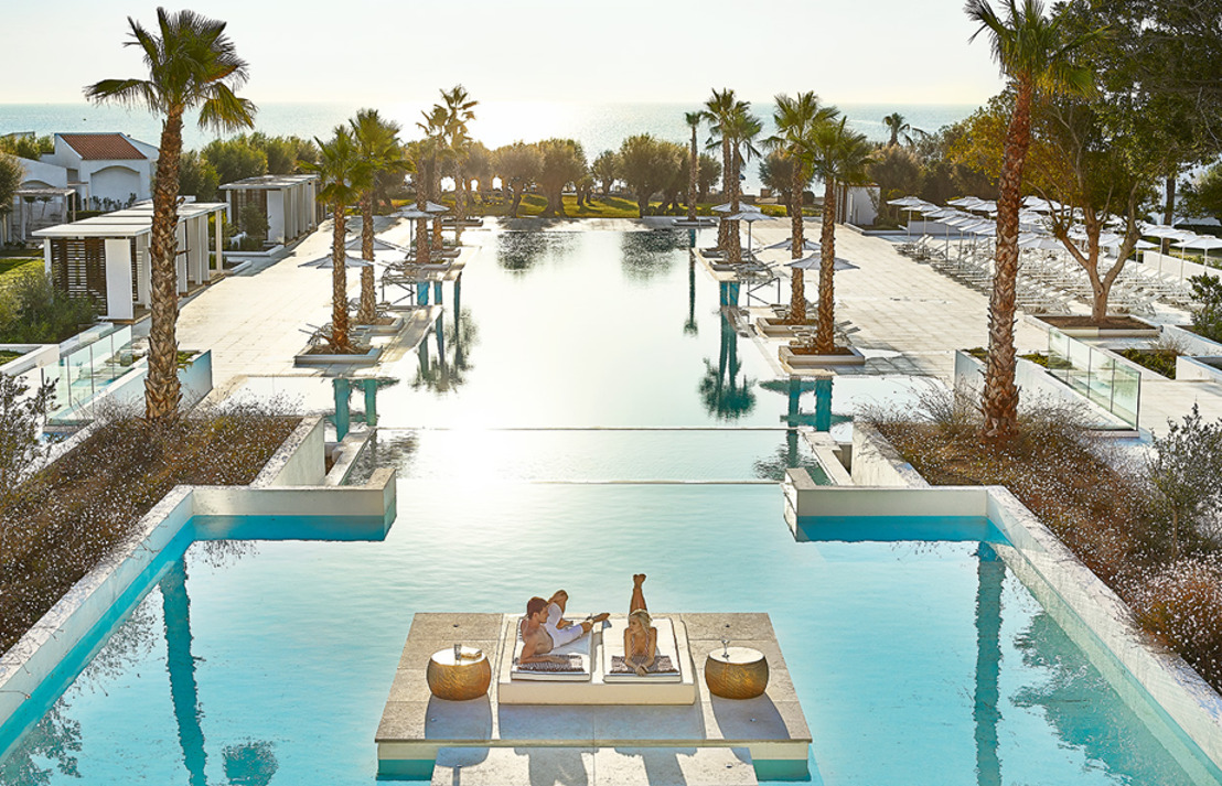 Grecotel in Rhodes Gets a Regal Rebrand
