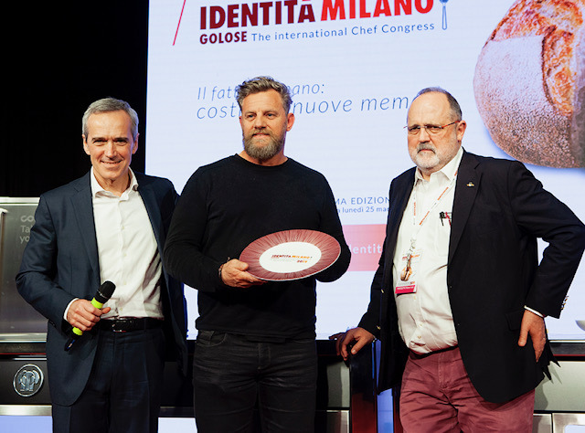 Matteo Felter vince il premio Birra in cucina