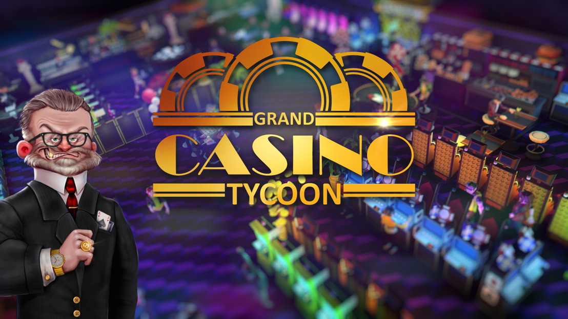 Grand Casino Tycoon kommt im Q2 2021