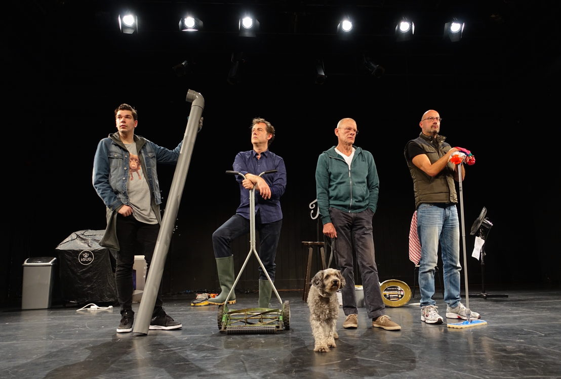 Theater - 17.09: Kassys - Total Eclipse of the Heart - I.S.M. Westrand Dilbeek - Openingweekend<br/>© Liesbeth Gritter