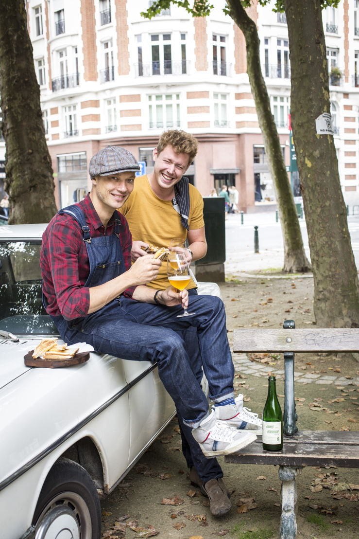 Nico Corbesier & Andy De Brouwer