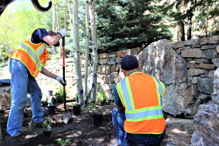 City of Black Hawk partners with Denver Botanic Gardens to create high altitude mountain garden