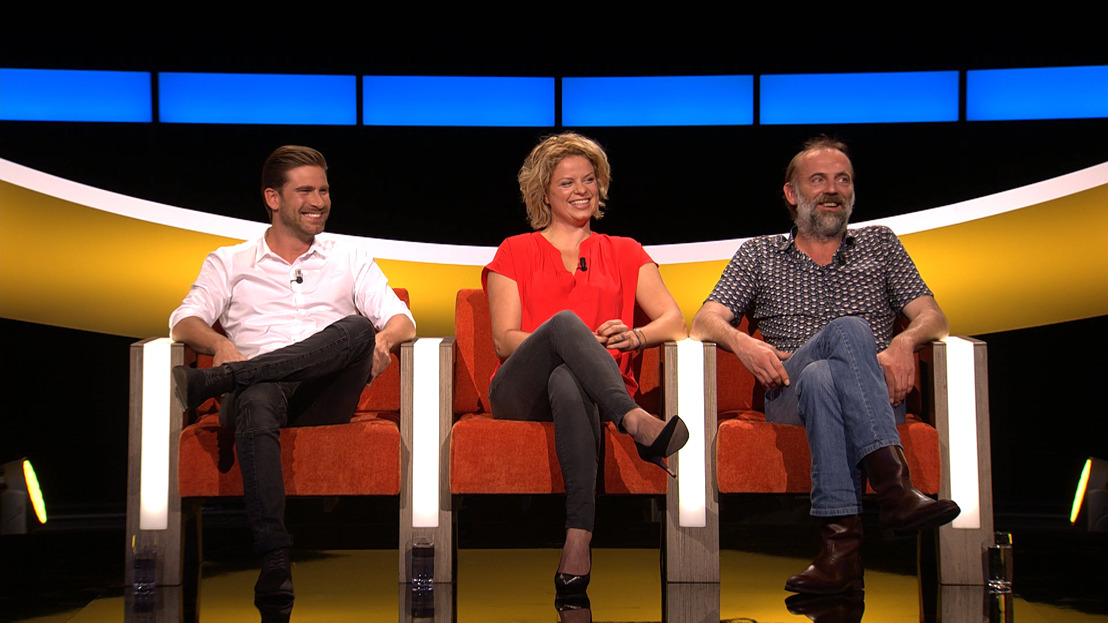 Grand Slam! Kim Clijsters, Kevin Janssens en Sam Louwyck eerste kandidaten in De Slimste Mens ter Wereld