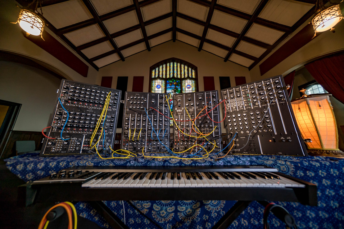 Moog Announces Return of the Synthesizer IIIp to Production for Limited Time