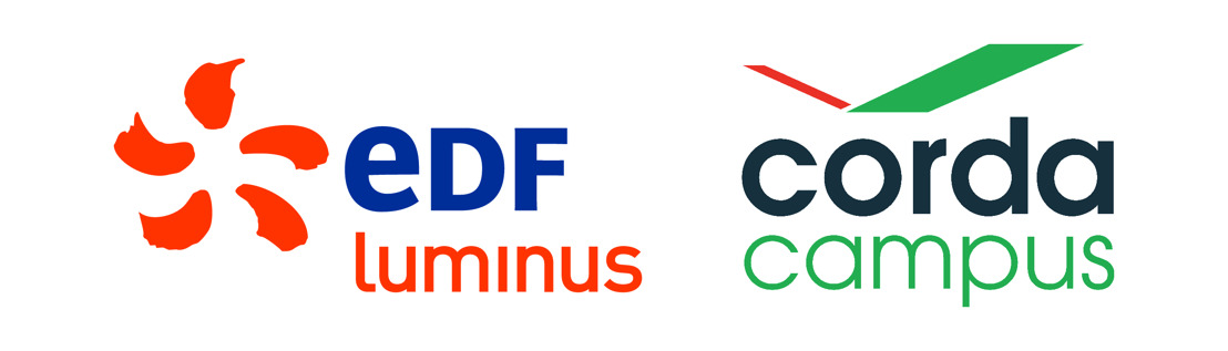 EDF Luminus installs 4 electric vehicle charging stations at Corda Campus in Hasselt