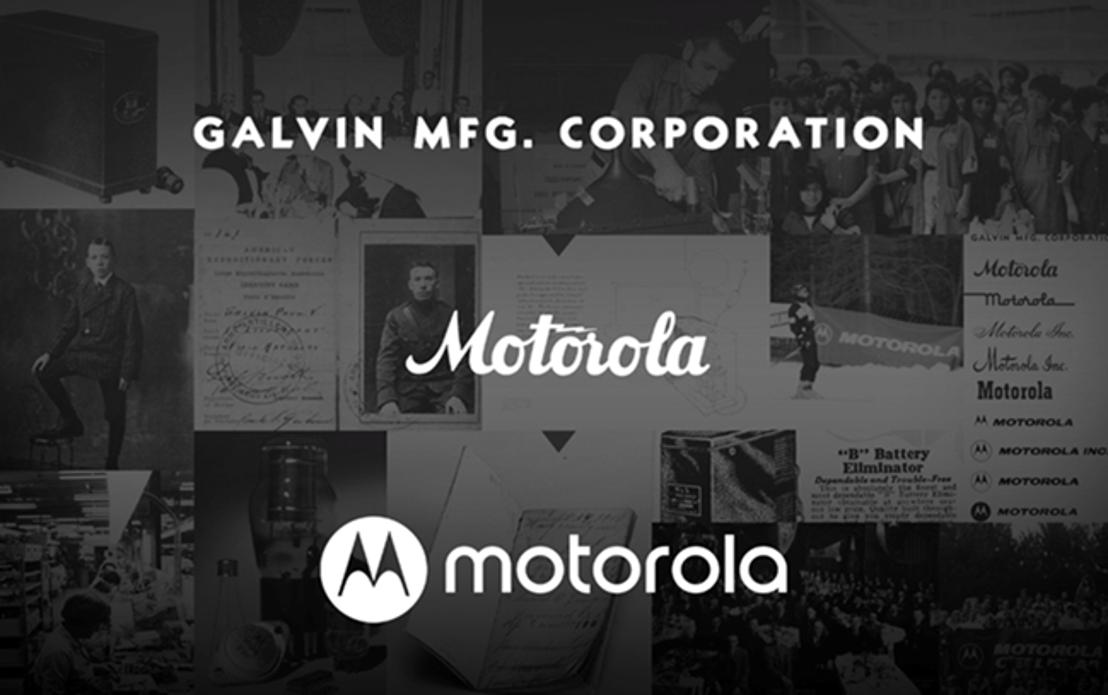 Motorola : 90 ans d'une marque légendaire