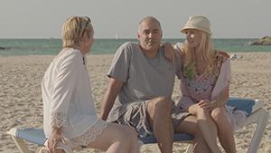 Het Beloofde Land (11 januari) - Annemie, Joe en Nardy