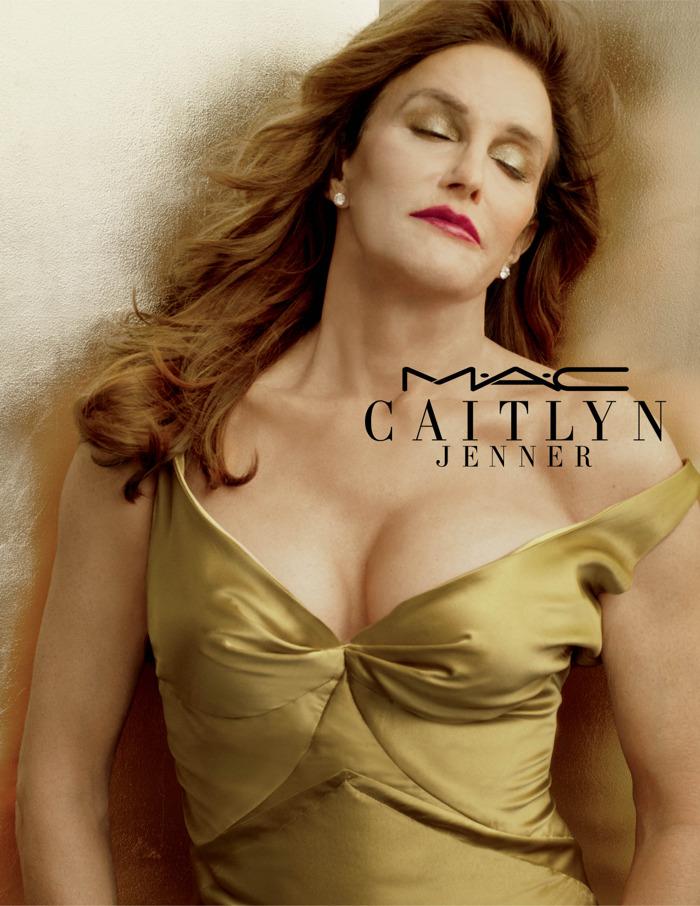 M.A.C Cosmetics - Caitlyn Jenner
