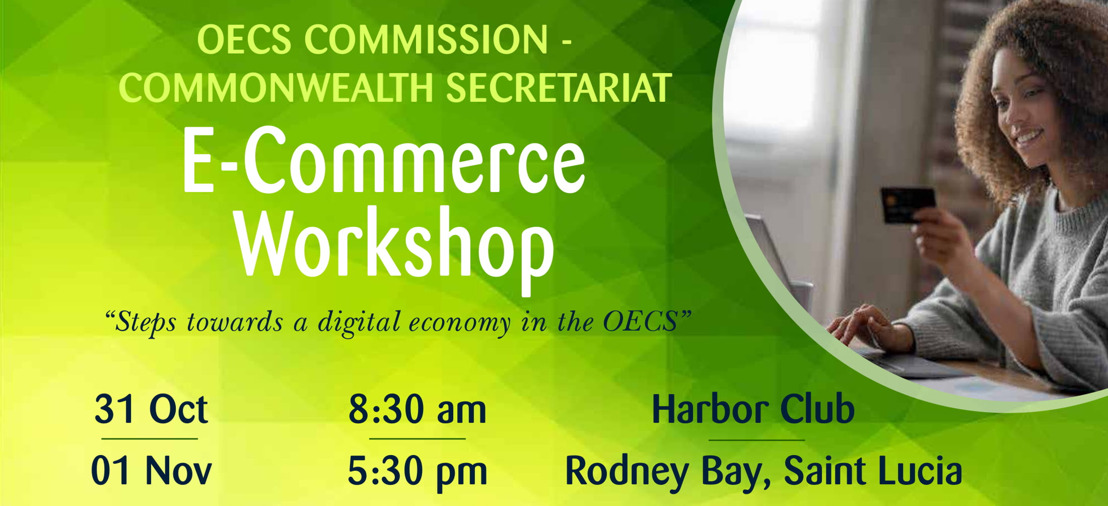 [Media Alert] How will Digital Economy Affect E-Commerce and Trade in the OECS ?