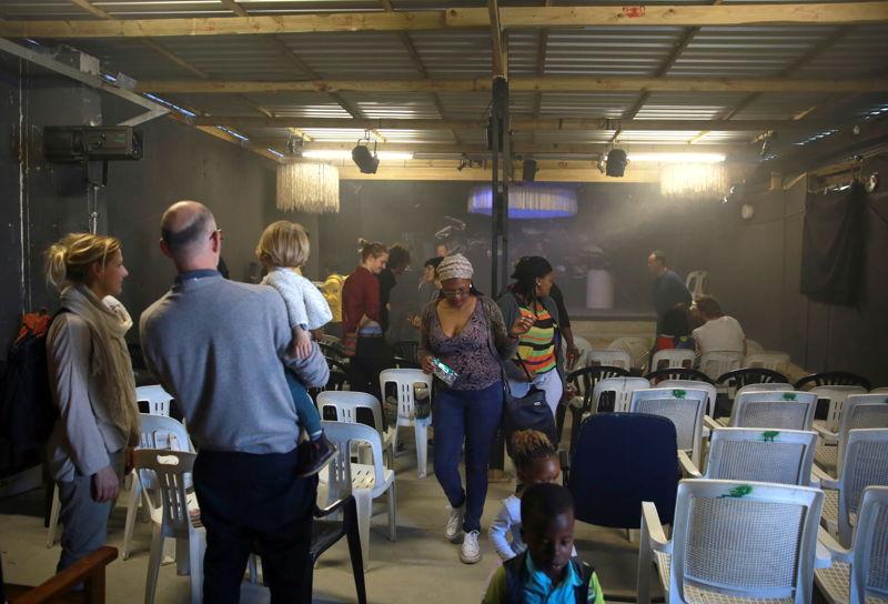 Cape Town Fringe at Makukanye Arts Room - credit Nardus Engelbrecht Cape Town Fringe 2016