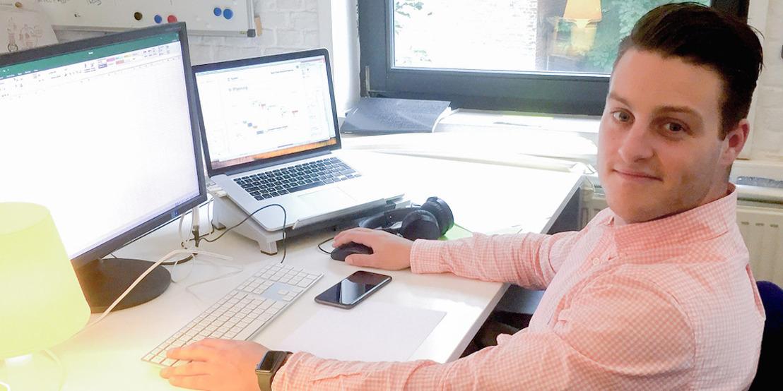 Emakina verwelkomt Alexandre Vandermeulen in zijn Marketing Automation team