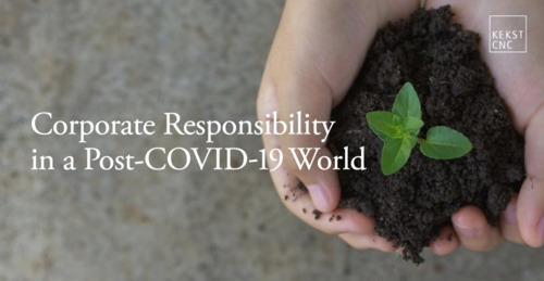 Corporate Responsibility in a Post-COVID-19 World