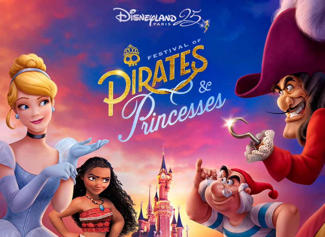 Ben je een Disney piraat of prinses? Maak je keuze en stap in het verhaal!