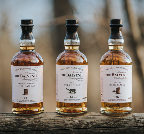 THE STORIES BEHIND THE DRAM: THE RARE BALVENIE STORIES RANGE ARRIVES IN CANADA