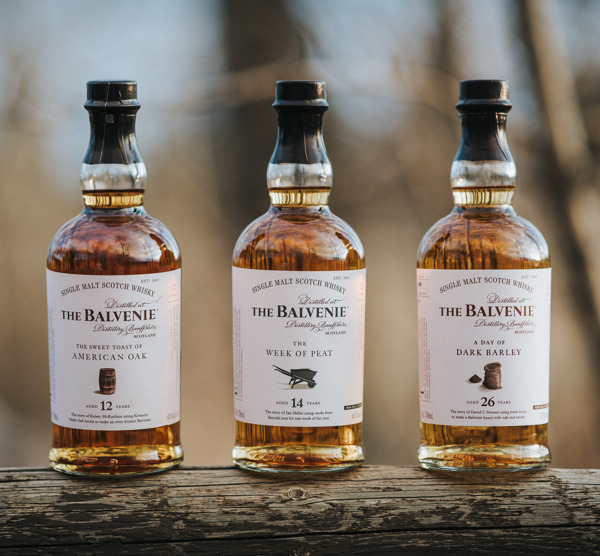 Preview: THE STORIES BEHIND THE DRAM: THE RARE BALVENIE STORIES RANGE ARRIVES IN CANADA