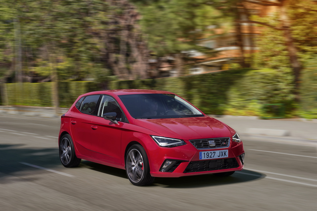 SEAT Ibiza en Arona vijf sterren van Latin NCAP