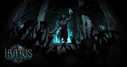 Nekromant auf Heldenjagd: Daedalic Entertainment kündigt taktisches RPG Iratus: Lord of the Dead an