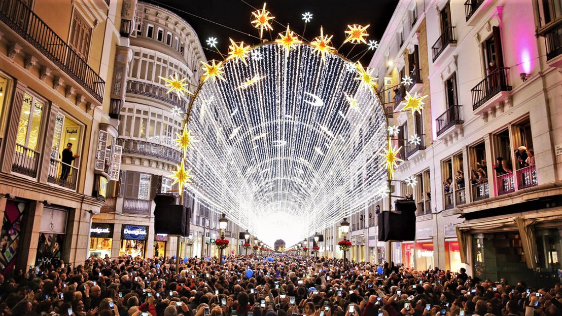 Spectaculaire lichtshow is blikvanger van Winter in Oostende