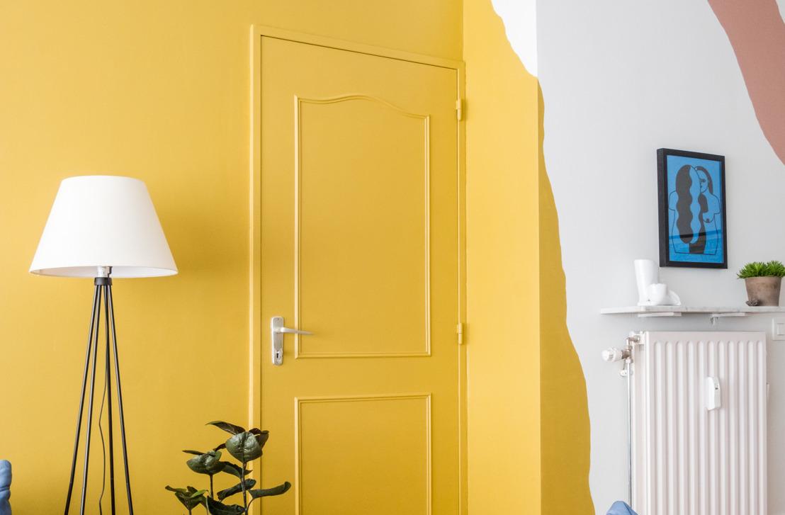 6 easy DIY's met colora & BOSS paints voor een lentefris interieur
