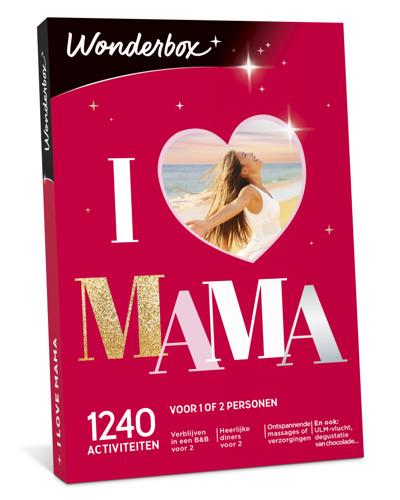 Voor elke mama de perfecte geschenkdoos!