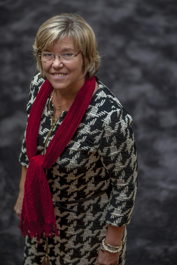 Marie-Noëlle Schmickler Geneesheer Directeur bij Mensura
