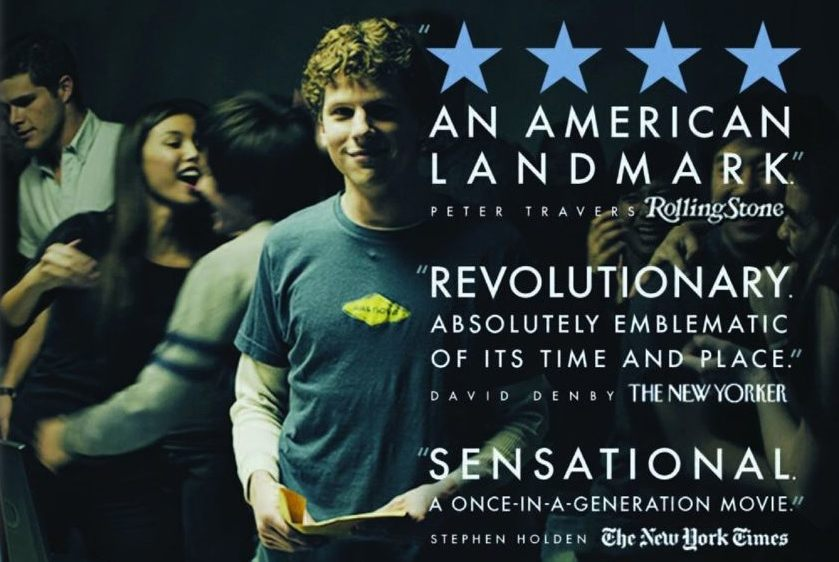 The  Social Network © Columbia Pictures