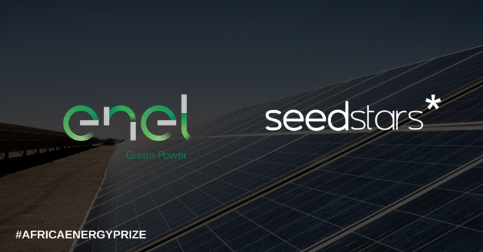 Preview: Seedstars And Enel Announce Partnership To Create The Africa Energy Prize