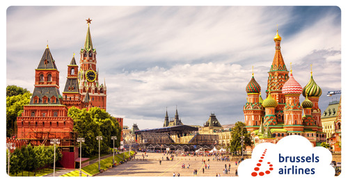 Brussels Airlines moves its Moscow route from Domodedovo to Sheremetyevo