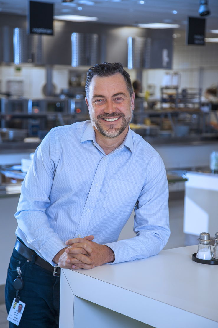 Michael La Cour, Global Food manager chez IKEA
