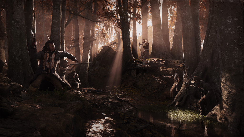 New Light the Shadow Event launches for Hunt: Showdown