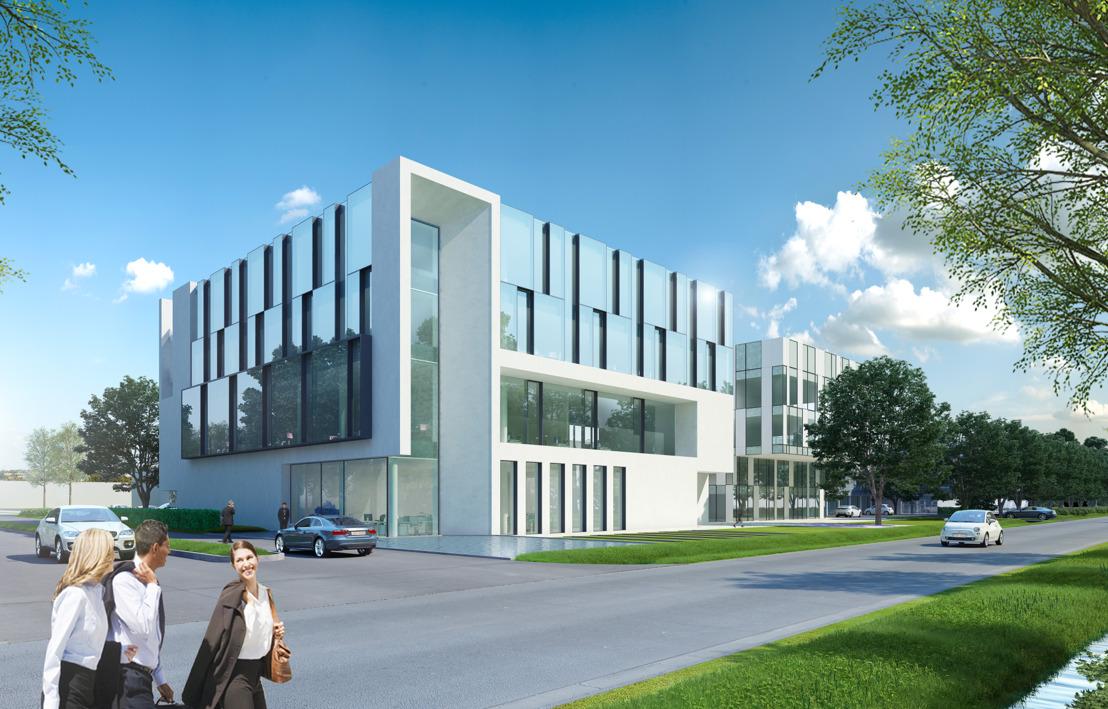 Reynaers Aluminium investeert fors in wereldwijde expansie