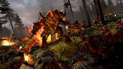 TOTAL WAR: WARHAMMER II THE SILENCE & THE FURY IS OUT NOW