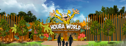 BoldMove launches Houba World, Marsupilami's great adventures for all-family indoor entertainment
