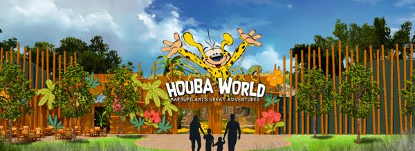 Preview: BoldMove lance «Houba World, les grandes aventures du Marsupilami» Un divertissement pour toute la famille en mode indoor