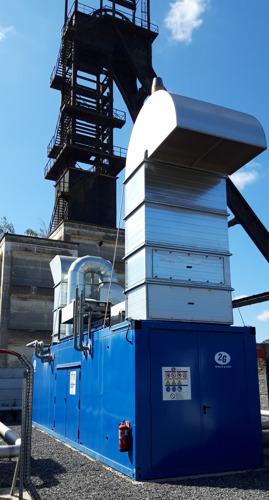 Du gaz de mine à l'électricité verte : Luminus, partenaire énergétique de Gazonor Benelux