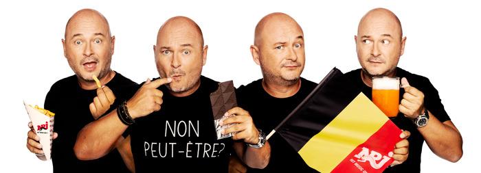 """Preview: """"NRJ HITS TV"""" : Cauet est de retour à la télévision belge !"""