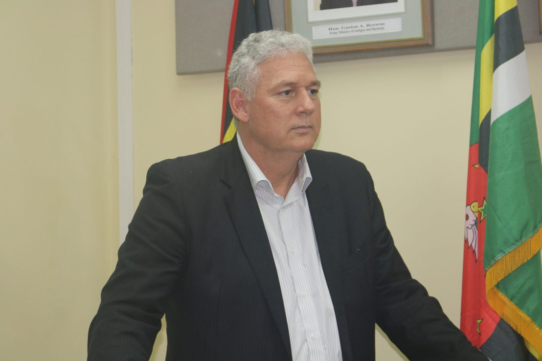 Chairman of the OECS, Honourable Allen M. Chastanet, Prime Minister of Saint Lucia.