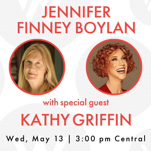 American Writers Museum Hosts Virtual Event With Author Jennifer Finney Boylan on Her New Book Featuring Special Guest Kathy Griffin